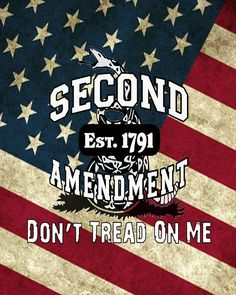 'Gadsden Flag Don't Tread on Me Amendment Shirts, Stickers, Cases, Posters, Cards' Poster by 8675309