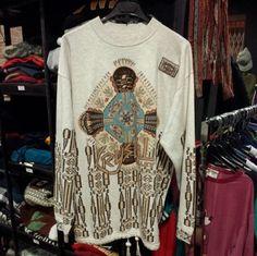 Sweat aztec vintage
