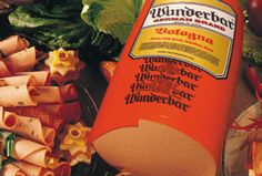 Wunderbar® brand bologna is the brand of bologna in the grocer's service deli. Enjoy it on a sandwich, on a party tray, or as a quick protein snack all by itself! Bologna Sandwich, Tyson Foods, Party Trays, Deli, Yummy Treats, Protein, Sandwiches, Tasty, Snacks