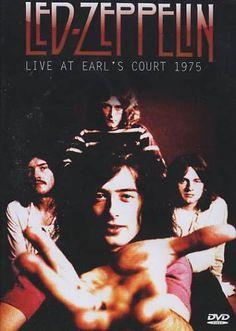 """Gravado em 1975, no Earl's Court, este show histórico da banda de Robert Plant e Jimmy Page, agora, está registrado em DVD. Durante este show, acontecem interpretações inesquecíveis de clássicos da banda como: """"Rock And Roll"""" e """"Stairway to Heaven"""". Fantátisco! Faixas 1. """"Rock And Roll"""" 2. """"Sick Again"""" 3. """"Over The Hills And Far…"""