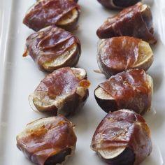 Roasted Figs & Prosciutto - Barefoot Contessa