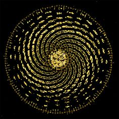 Sacred Geometry: 528 hz frequency cymatics in water