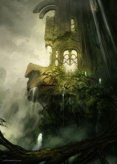 Pilgrimage by JJcanvas on deviantART