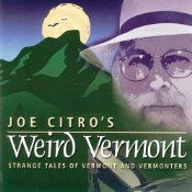 Joe Citro's Weird Vermont is an indispensable collection of unparalleled weirdness from the Green Mountain State. Handpicked favorites: eight bizarre and baffling accounts of Vermont's haunted past… and present. Ghosts… Monsters… Murders and Madmen - they're all here in this first-ever audio collection of the Green Mountains' most macabre mysteries and marvels.