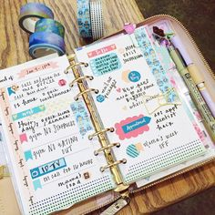 """«Next week in my #katespadeplanner  stickers by @wendafuldesigns  super cute! Use code """"MOMO15"""" for 15% off your purchase in her etsy ✨ happy happy…»"""