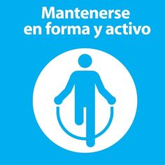 Mantenerse en forma y activo. #tips #salud #cuidarlosrinones. Fuente: Dr. Harold Gil, nefrólogo. #Infografia: GRÁFICO R7