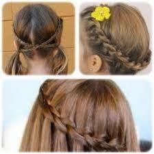 Peinados Para Ninas Trenza De Lado Peinados Para Ninas Peinados
