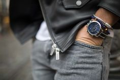Men's watch from THOMAS SABO - styled by The Modern Man