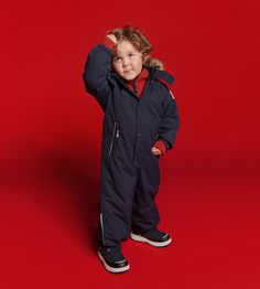 Stand strong against weather and time with Reima Originals. The best things in life don't necessarily change much throughout the generations. We've lovingly adapted our Reima Originals over time. Year after year, we add tiny touches of genius to make them more functional, more durable and more stylish. #Reima #WinterSuit #SnowSuit #WinterOverall #KidsWinterClothes Winter Suit, Stand Strong, Snow Suit, Nordic Design, Life Is Good, Activities For Kids, Kids Outfits, Overalls, Rain Jacket
