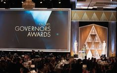 It's Official! Awards Season Has Started. The Academy's 2014 Governors Awards Honors Harry Belafonte, Maureen O'Hara, Hayao Miyazaki, and Jean-Claude Carrière #TheAcademy #GovernorsAwards [photos] [video] #RedCarpet #Fashion | Red Carpet Report TV