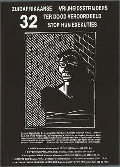Kafak 32 Zuidafrikaanse vrijheidsstrijders ter dood veroordeeld - stop hun exekuties | Flickr - Photo Sharing!