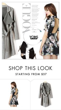 """""""Yoins 2:7"""" by mycherryblossom ❤ liked on Polyvore featuring Loeffler Randall"""