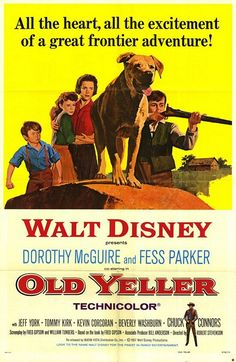 "FULL MOVIE! DISNEY'S ""OLD YELLER"" 