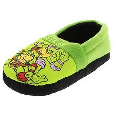 ffb0f75dadea TMNT Teenage Mutant Ninja Turtles Kids Aline Slippers  KidsSlippers   CharacterSlippers  FunSlippers  CozySlippers