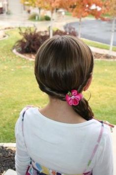great blog for little girl hairstyles by iris-flower