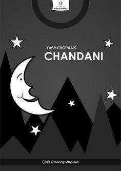 Chandani movie.... ©DhruvParnami