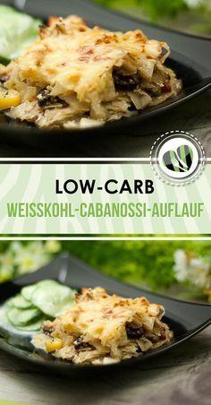Wurzig Scharfer Weisskohl Cabanossi Auflauf Low Carb Und Glutenfrei In 2020 Rezepte Paleo Rezepte Weisskohl