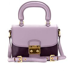 Purple perfect purse