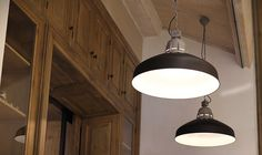 new Torr XL lamp - industrial chic style arrived at oikos!