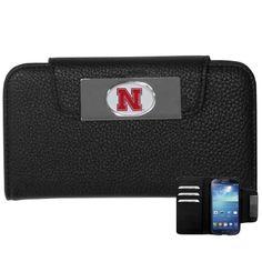 Nebraska Cornhuskers NCAA Samsung Galaxy S4 Wallet Case