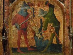 ALLEMAGNE,15e - Scènes de la Vie de la Vierge, l'Enfance du Christ - Détail 19 - Massacre of the Innocents -