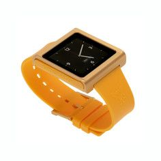 nanox iPod nano Watch Orange, $92.84, now featured on Fab.