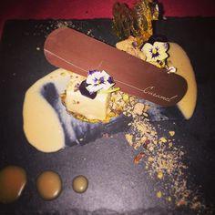 Caramel dessert! #AndronisExclusive #Santorini #Gastronomy Photo credits: @drjennpsyd