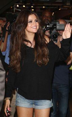 Selena is perfect.