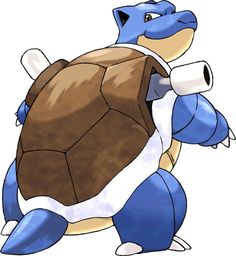 Blastoise, a rather epic pokemon.