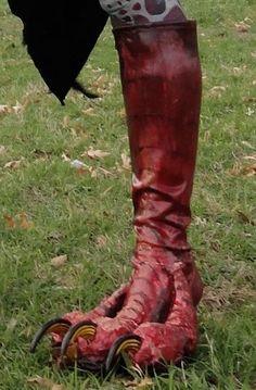 Dragon feet diy                                                                                                                                                     More