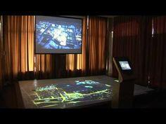 Architectural Models - Projection for Masterplan Model - RJ Models - YouTube