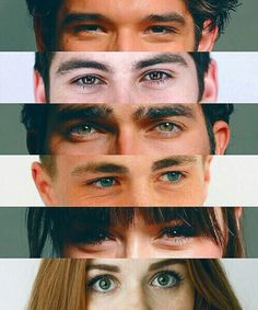 Eyes *_*