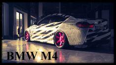 BMW M4 Car Porn/Montage #BMW #cars #M3 #car #M4 #auto