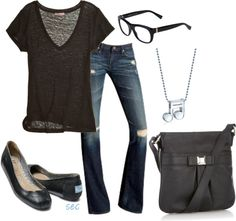 """""""Concert wear"""" by coombsie24 ❤ liked on Polyvore"""