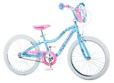 """Schwinn Girl's Mist Bicycle, 20\"""", Light Blue *** Read more reviews of the product by visiting the link on the image."""