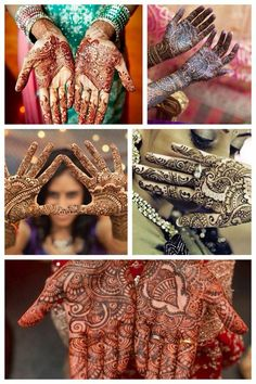 ॐ Mehndi, India. Mehndi is a symbolic representation of the outer and the inner… Tatoo Hindu, Tattoo Henna, Henna Art, Tattoos, Mehandi Henna, Bollywood, Henne Tattoo, Amazing India, India Culture