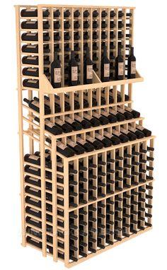 Triple Reveal Wall Display 300 Bottle