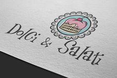 Desenvolvimento da Logomarca Dolci & Salati