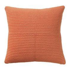 IKEA Sotholmen Cushion Cover Indoor/Outdoor Orange Handmade -Set Of Cushion Pads, Cushion Covers, Outdoor Cushions And Pillows, Throw Pillows, Ikea Us, Design Your Life, Chair Pads, Garden Sofa, Home Furnishings