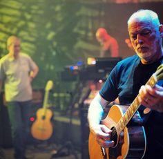 David Gilmour Royal Albert Hall