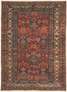 Yilong Carpet Hand Made Antique Nain Persian Silk Rug Traditional Knotted Living Room Red
