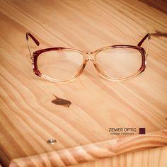 Vintage Women  Eye Glasses 60s 70s MONA LISA Retro Fashion Eye wear Unworn  Change to sun lenses or optical FREE #68 by ZemerOptic on Etsy