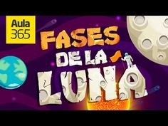 Las Fases de la Luna | Videos Educativos para Niños - YouTube