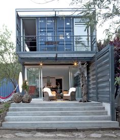61 best shipping container homes images container houses cargo rh pinterest com