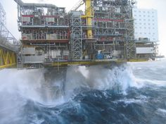 offshore platform | Offshore, Platforms, and the Hurricanes | Integrity Engineering
