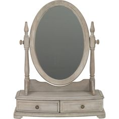 Fésülködő tükör - SMOKEY