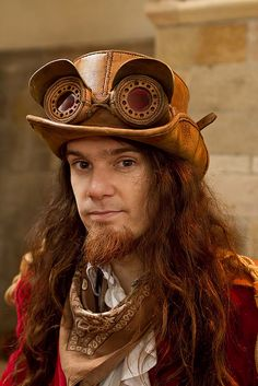 Steampunk Fair 44b by gemini2546, via Flickr
