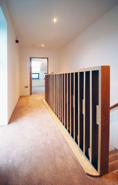 passive house apartment building in Clonmel, Co TIpperary. Passive House, Residential Architecture, Second Floor, Flooring, Building, Room, Furniture, Home Decor, Bedroom
