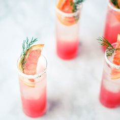 Grapefruit Fennel Fizz with Rosemary Salt // @ashroseconway. Find this #recipe and 30+ more on our Spring & Summer Cocktail Feed at https://feedfeed.info/springsummercocktails?img=981520 #feedfeed