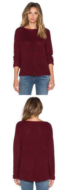 burgundy high low sweaters for fall,long sleeve sweaters for women,simple oversized sweaters for teens,causual winter outfits